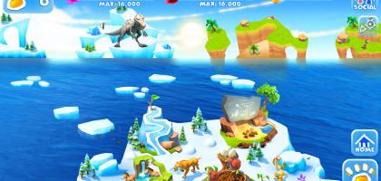 הרפתקאות עידן הקרח – המשחק הרשמי של טרילוגיית Ice Age
